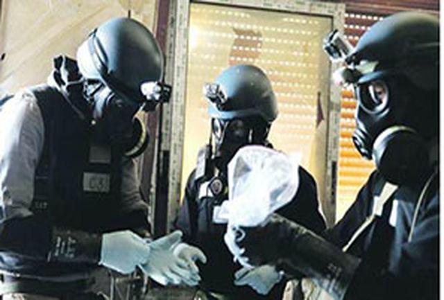 بازرسان سازمان منع سلاحهای شیمیایی وارد دوما شدند