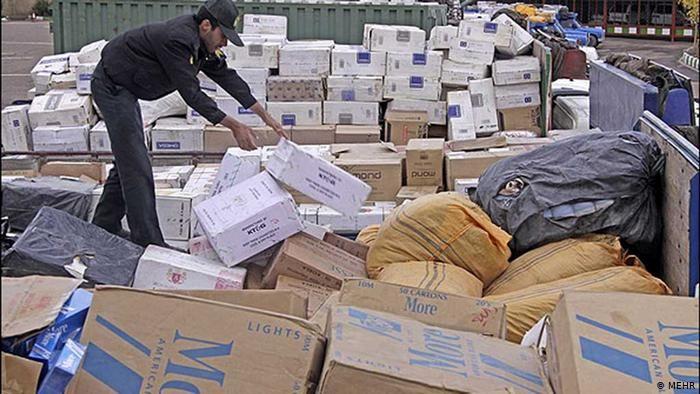 کاهش 8 درصدی قاچاق کالا در خراسان جنوبی