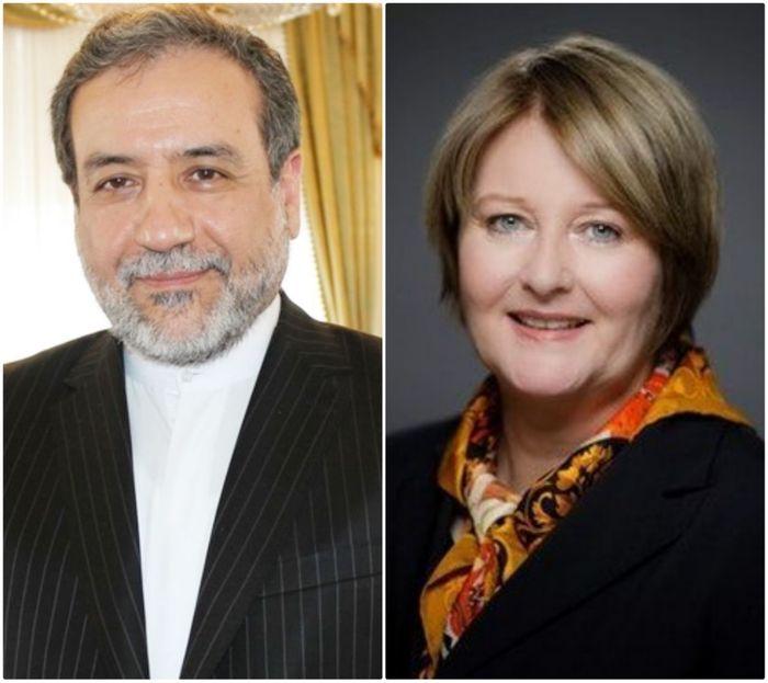 ایران به بازداشت دیپلمات کشورمان در وین اعتراض کرد