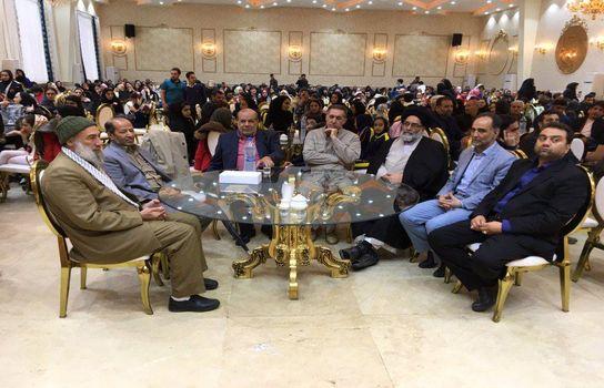 مراسم تجلیل بیش از 300 قهرمان ورزشی در سال 97 شهرستان ورامین