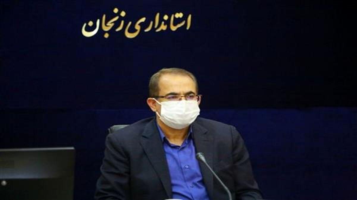 استاندار زنجان: بیتوجهی به پروتکلهای بهداشتی موج بعدی کرونا را رقم میزند