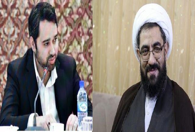 مدیر عامل موسسه دانشمند با امام جمعه همدان دیدار میکند