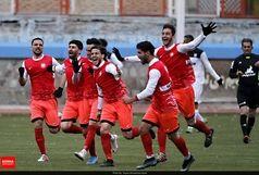 پیروزی تیم سپیدرودرشت  برابر فولاد نوین البرز