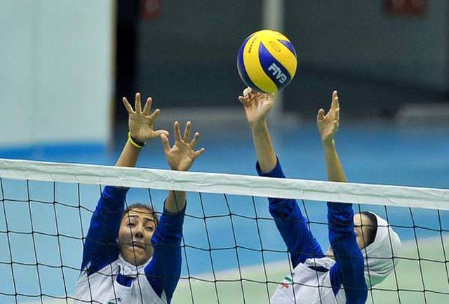 مربی والیبال بانوان پیکان: 45 دقیقه معطلی بازیکنان را خسته کرد