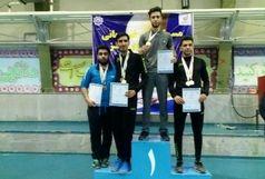 اراک نایب قهرمان مسابقات تنیس روی میز دانشجویان منطقه چهار کشور شد
