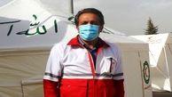 اعزام ۷۰ امدادگر هلال احمر به مناطق زلزلهزده مریوان