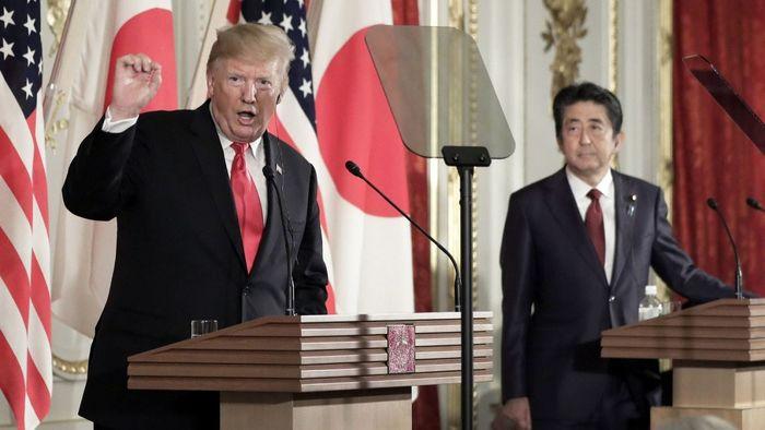 بولتون در افشاگری دیگری باجخواهی ترامپ از ژاپن را فاش کرد
