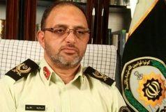 شروری که ۱۳ مامور نیروی انتظامی را به شهادت رسانده بود به هلاکت رسید