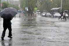 ادامه بارندگی در قزوین