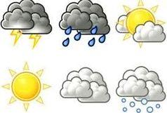 کاهش آلودگی هوا و احتمال بارش در البرز