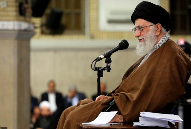 رهبری درگذشت اخوی مکرّم حضرت آیت الله مکارم شیرازی را تسلیت گفتند