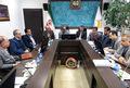 نهمین جلسه شورای هماهنگی دستگاه های اجرایی در منطقه انزلی برگزارشد