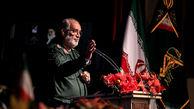 گردهمایی تجلیل از فرماندهان فارس و بوشهر