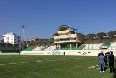 افتتاح ورزشگاه 5 هزار نفری نوشهر