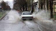 کدام شهر بیشترین بارش یک هفته اخیر را داشته است؟