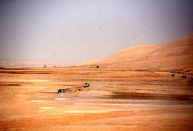"""رالی تور خودروهای مسافرتی از """"نیاوران تا سمنان"""" در هفته گردشگری"""