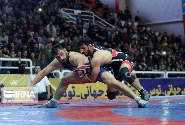 """پیروزی قدرتمندانه """"تا ثبت جهانی توس"""" در مشهد"""