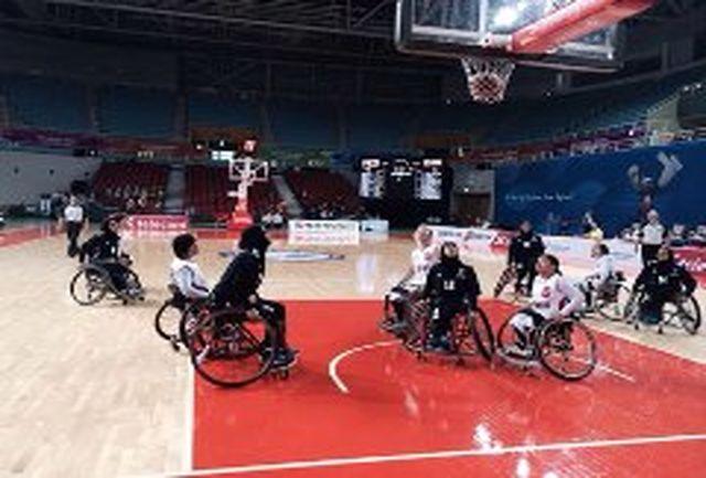 تمجید کمیته فنی مسابقات بسکتبال بانوان از ایران