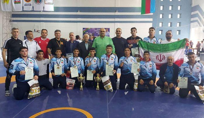 تیم منتخب استان تهران به عنوان نایب قهرمانی دست یافت