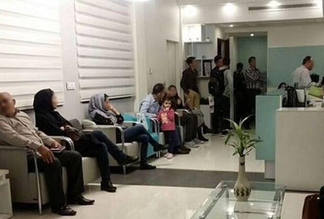 کرمانپور: قانون پزشک را به پذیرش یا عدم پذیرش بیمه مکلف نکرده است