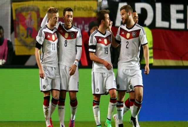 صعود مستقیم آلمان و لهستان به یورو 2016