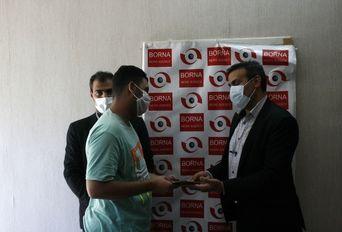 حضور مدیران آموزش و پرورش استان کرمان در خبرگزاری برنا