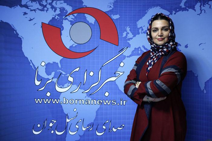 انتقاد تند الهام پاوهنژاد از وضعیت دستمزدها در سینما و تلویزیون