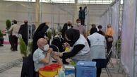 مکان قبلی برگزاری نمایشگاه های اصفهان به محل واکسیناسیون کرونا تبدیل شد