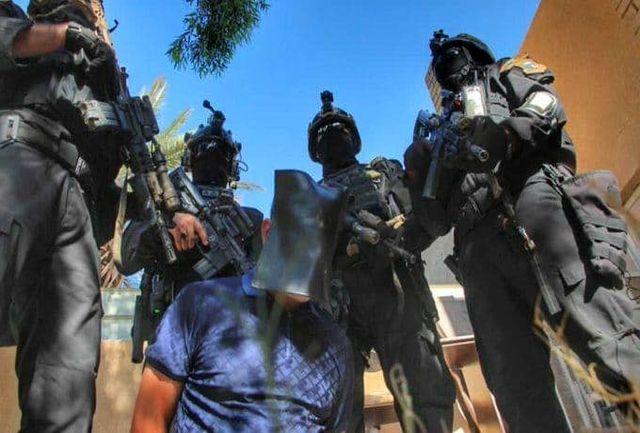 رهبر داعش در بغداد دستگیر شد