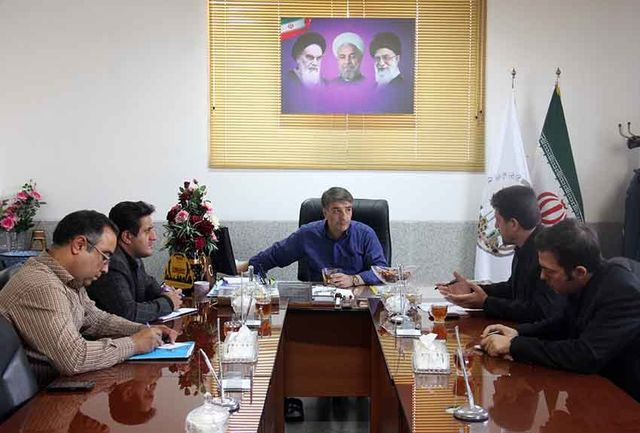 وضعیت زیرساخت های ورزشی بخش مرکزی یزد بررسی شد