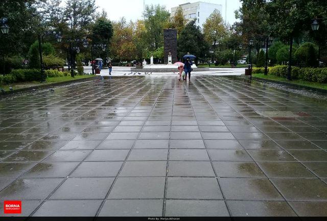 ادامه بارندگی ها تا دوشنبه در گیلان