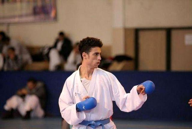ناکامی کاراته کای قزوینی از کسب نشان لیگ جهانی