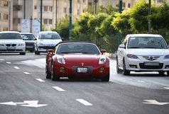 برخورد جدی پلیس البرز با دور دور خودروها / توقیف 14 وسیله نقلیه متخلف