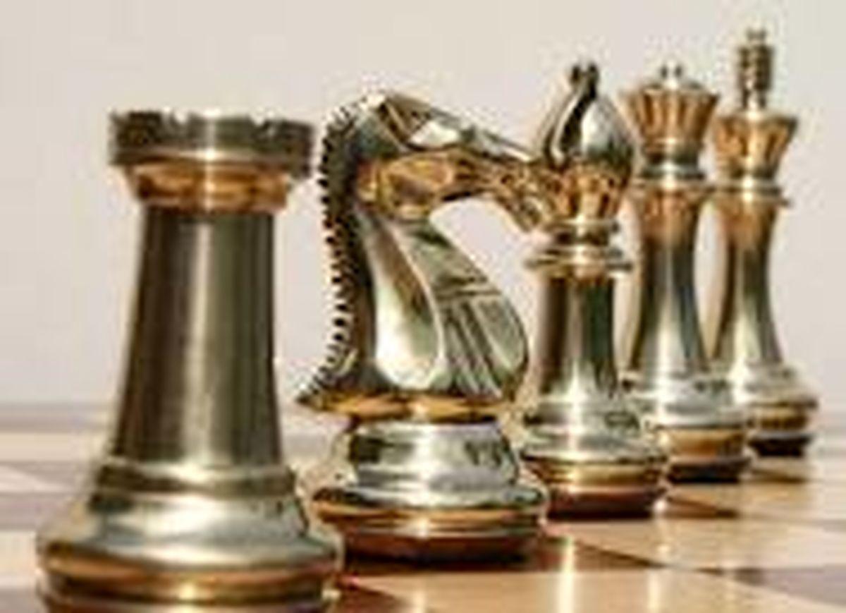 دومین تجربه حامدینیا با دانشجویان در مسابقات شطرنج آسیا