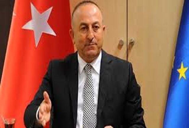 پاسخ قاطع ترکیه به تهدید آمریکا/ چاووش اوغلو خط و نشان کشید