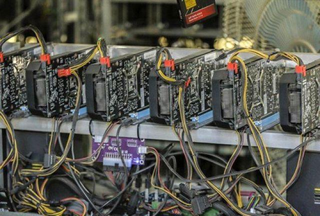 یک میلیارد ریال دستگاه ارز دیجیتال در یزد کشف شد