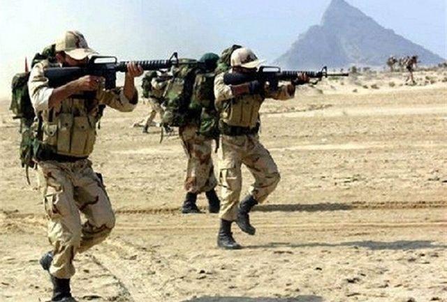 درگیری مسلحانه کاروان حمل موادمخدر با ناجا