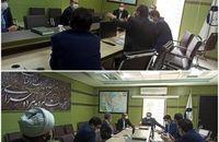جلسه تعیین تکلیف واحد های راکد تولیدی در ایلام برگزار شد