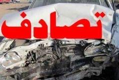 واژگونی خودرو در جوین شش نفر را مجروح کرد