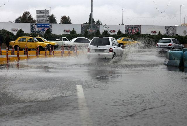 کاهش ۳۰ تا ۴۰ درصدی بارشهای پاییزی در کرمانشاه