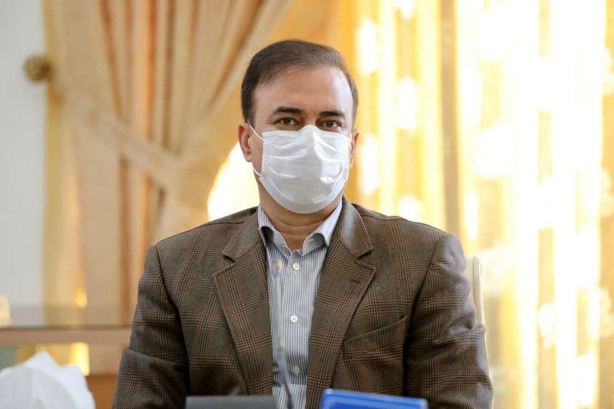استان همدان تا ۲ هفته آینده وارد پیک پنجم کرونا میشود