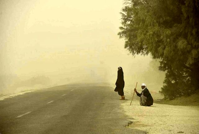 روانه بیمارستان شدن ۴۶۵ نفر در توفان سیستان و بلوچستان