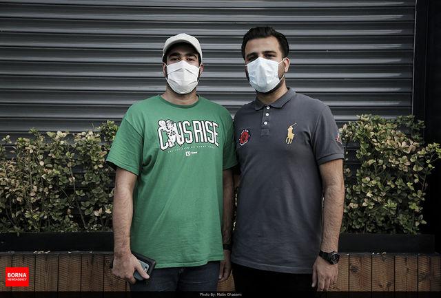 آغاز جریمه افراد بدون ماسک در تهران