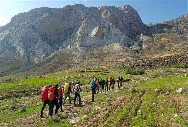 خراسان شمالی میزبان کوهنوردان وزارت نیرو