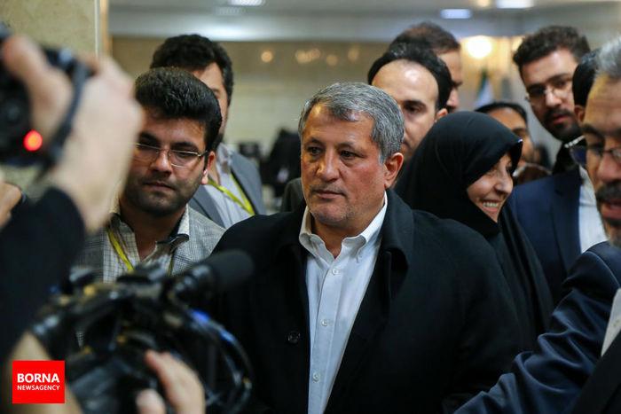 محسن هاشمی: یکی از ما در صورت تایید صلاحیت کنارهگیری خواهد کرد