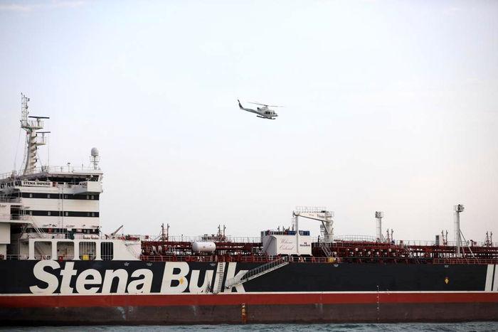 هند و روسیه پاسخ نامه مالک نفتکش انگلیسی را ندادند
