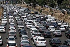 ترافیک روان درتمامی محورهای اصلی کشور