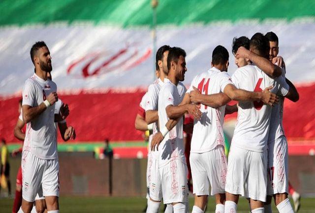 بازتاب پیروزی تیم ملی فوتبال کشورمان در سایت AFC