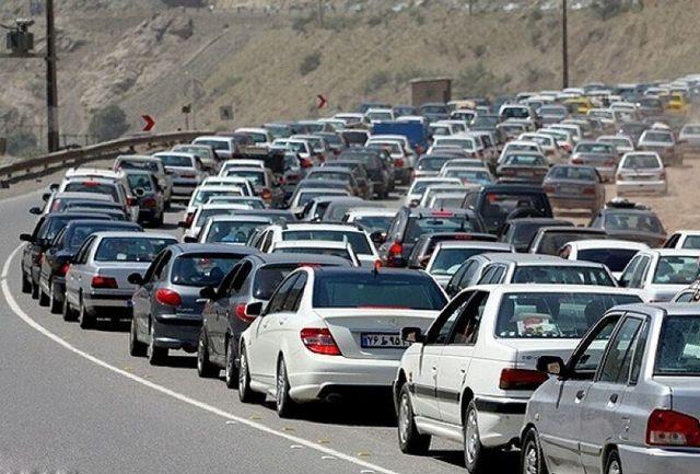 افزایش ۱۳۷ددرصدی حجم تردد در جادههای استان مرکزی