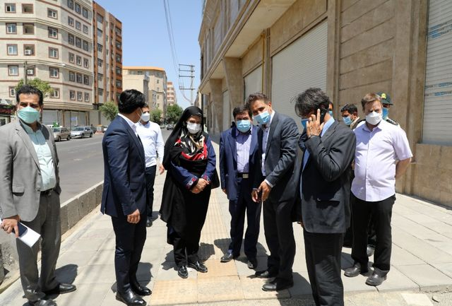 تسریع در فرایند اجرایی بوستان ایرانیان با تقسیم مراحل و زمانبندی اقدامات